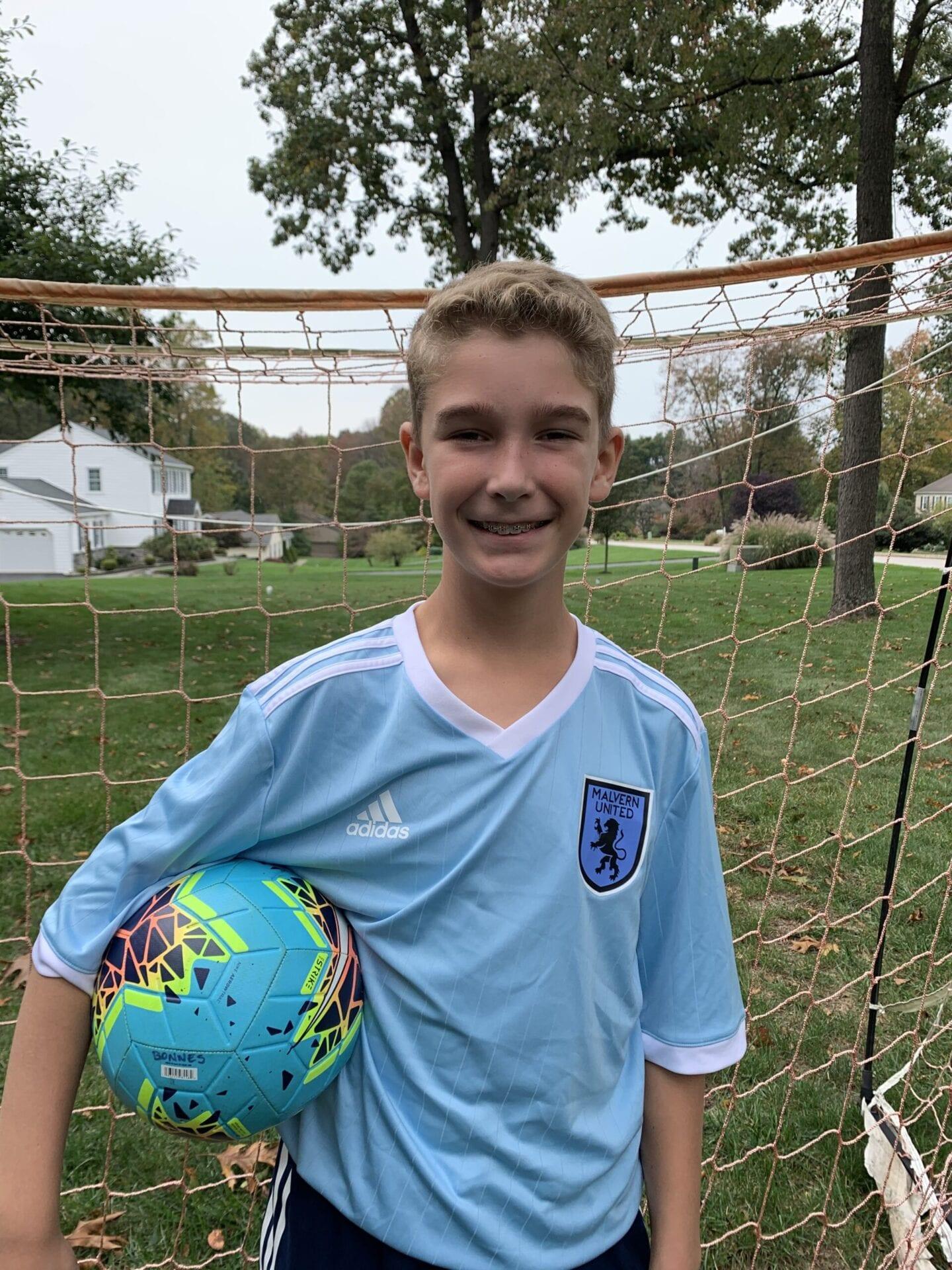 Cole Bonnes_U12 Strikers